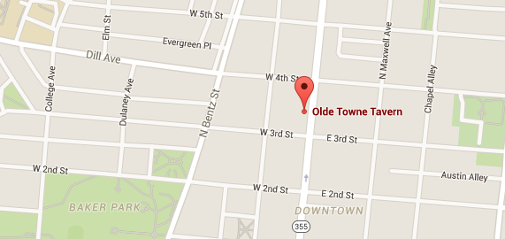 Directions to Olde Towne